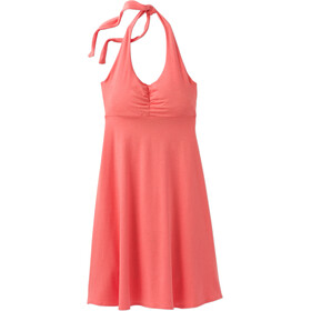 Prana Beachside Dress Women summer peach